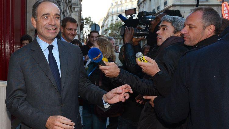 Jean-François Copé (MIGUEL MEDINA / AFP)
