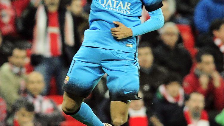Neymar (FC Barcelone) (ANDER GILLENEA / AFP)