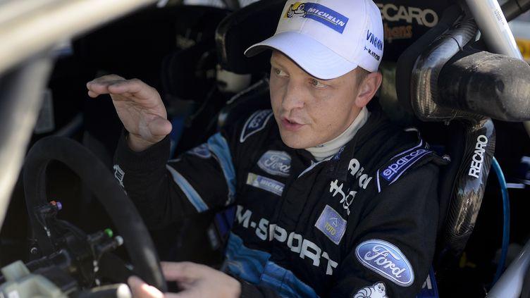 Mikko Hirvonen (JOSEP LAGO / AFP)