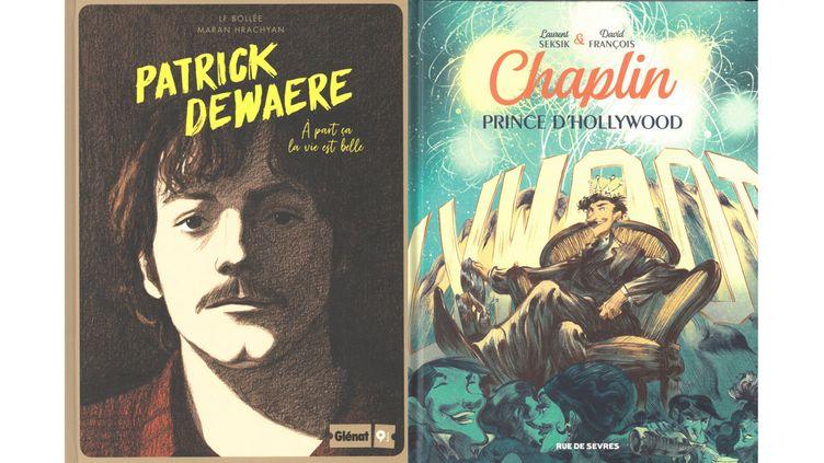 CINEMA-CI, CINEMA-LA (MARAN HRACHYAN, GLENAT / DAVID FRANCOIS, RUE DE SEVRES)