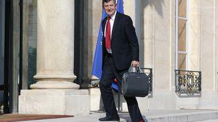 Le secrétaire général de l'Elysée, Jean-Pierre Jouyet, le 26 juillet 2014 à Paris. (FRANCOIS GUILLOT / AFP)