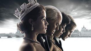 """""""The crown"""", saison 1 (LEFT BANK PICTURES / NETFLIX)"""