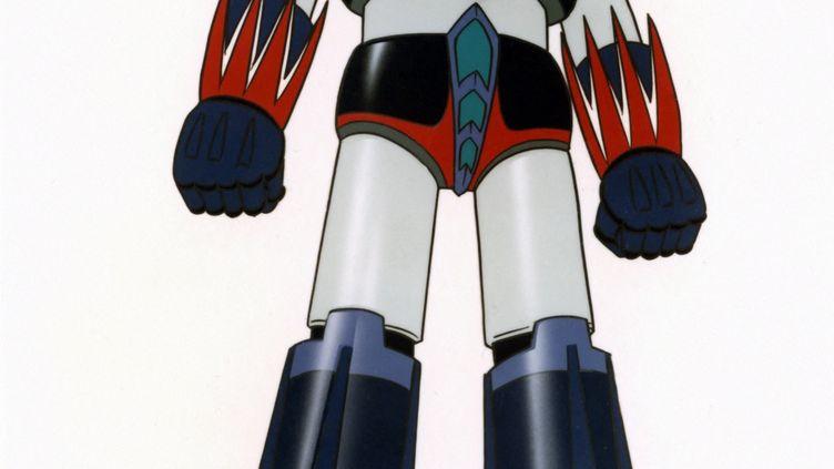 Le personnage Goldorak, de la série télévisée et animée japonaise. (DYNAMIC PLANNING/TOEI ANIMATION / ARCHIVES DU 7EME ART)