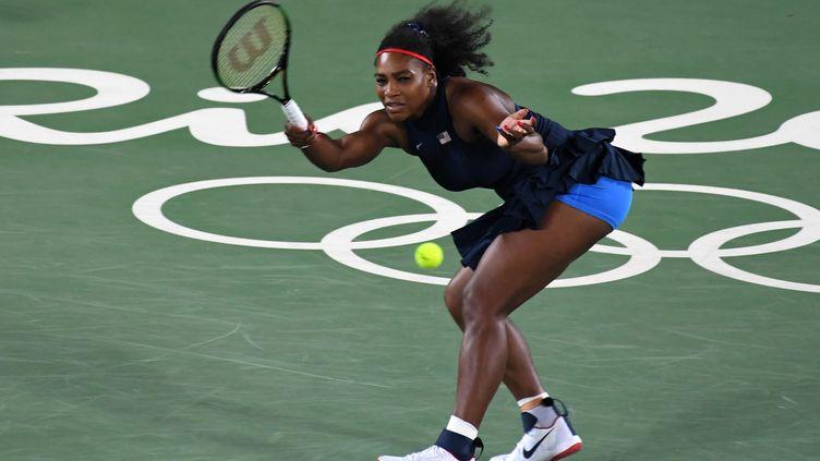 Serena Williams  (LUIS ACOSTA / AFP)