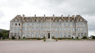 Le lycée militaire d'Autan (Saône-et-Loire), le 12 septembre 2017. (MAXPPP)