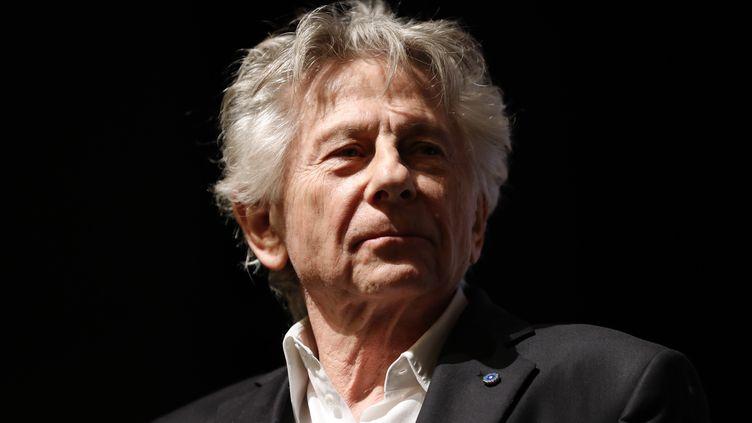 Le réalisateur Roman Polanski, à Paris, le 4 novembre 2019. (THOMAS SAMSON / AFP)