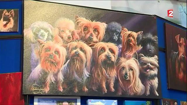 Royaume-Uni : à la découverte du plus grand salon canin au monde