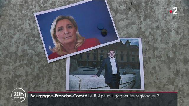 Elections régionales : le RN peut-il gagner en Bourgogne-Franche-Comté