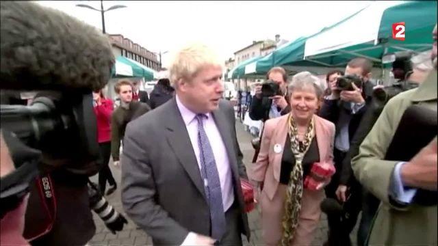 """Brexit : Boris Johnson part  à la conquête du """"oui"""""""