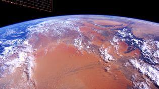 La NASA a publié, lundi 18 avril 2016, une vidéo de la Terre vue depuis la station spatiale internationale, en 4K. (NASA JOHNSON / YOUTUBE)