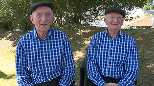 Yvon et Henri, les frères Morvan font danser la Bretagne depuis soixante ans  (France 3 / Culturebox )