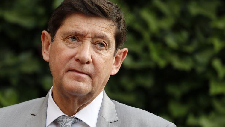 Patrick Kanner, le 17 juillet 2019 à Paris (THOMAS SAMSON / AFP)