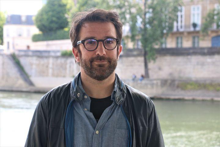 Akram à Paris, le 28 mai 2021. (VALENTINE PASQUESOONE / FRANCEINFO)