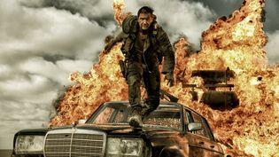 """Extrait de la bande-annonce de """"Mad Max : Fury road"""". (WARNER BROS / FRANCETV INFO)"""