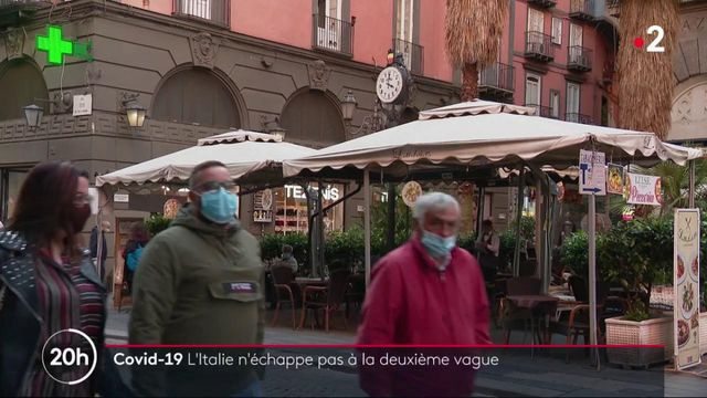 Italie : le pays fait face à une montée des cas de coronavirus