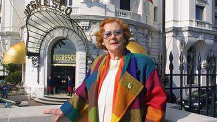 Jeanne Augier souffrait de la maladie d'Alzheimer. (JACQUES MUNCH / AFP)