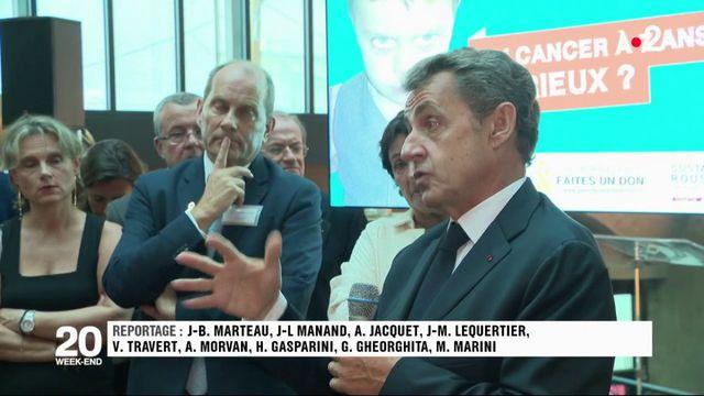 Politique : la retraite très active de Nicolas Sarkozy