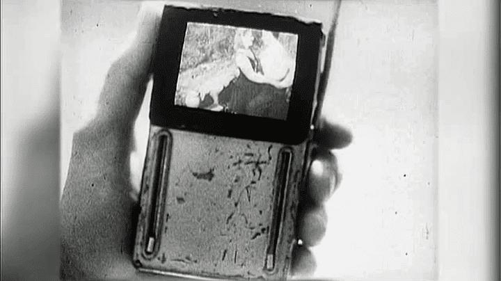 Dès 1947, certains imaginaient l'arrivée des smartphones pour regarder la télé  (France 3/Culturebox)
