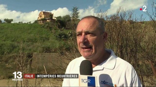 Italie : 30 personnes tuées dans les intempéries