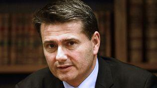 Jérôme Gavaudan, président du Conseil national des barreaux (BORIS HORVAT / AFP)
