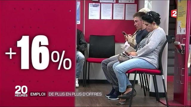 Pôle emploi : de plus en plus d'offres de travail à Cholet
