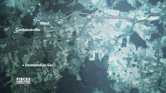 Pièces à conviction. Comment la région de Vittel a échappé au pipeline qui devait l'alimenter… en eau