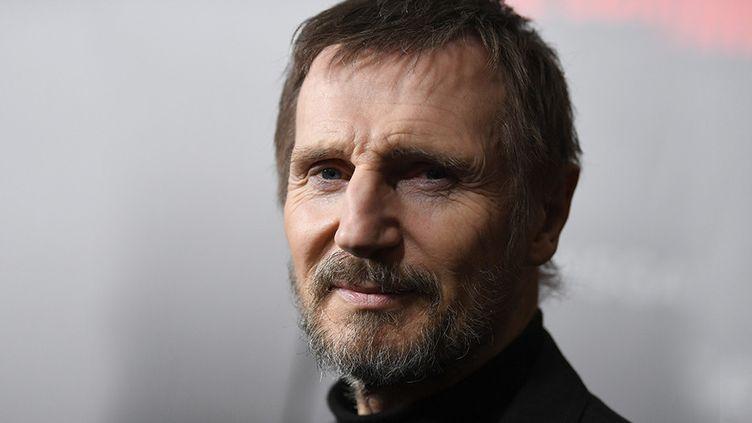 L'acteur Liam Neeson (Janvier 2018)  (ANGELA WEISS / AFP)