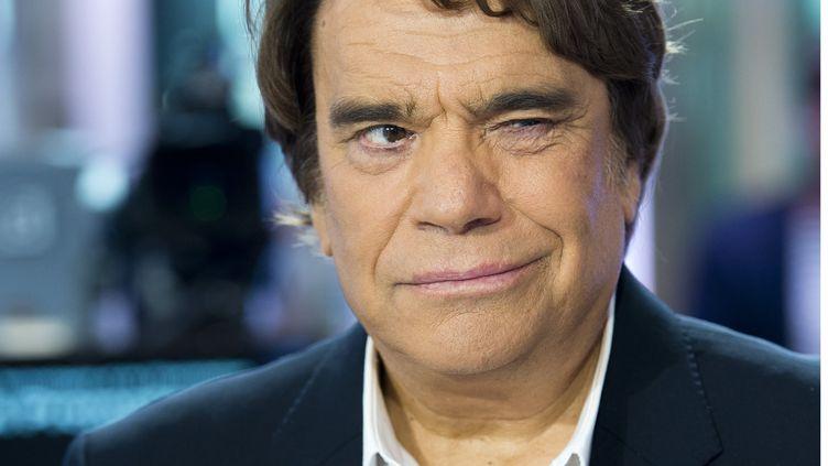 Bernard Tapie sur France 2, le 1er juillet 2013. (LCHAM / SIPA)