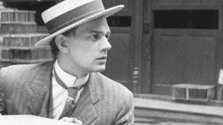"""L'acteur Joseph Cotten dans le film d'Orson Welles """"Too Much Johnson"""" daté de 1938.  (George Eastman House)"""