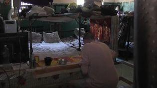 Les prisons ukrainiennes sont un enfer vivant. (France Info)