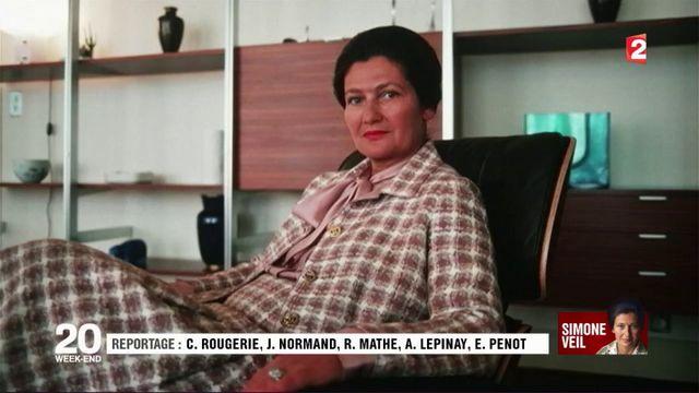 Simone Veil : une lutte qui continue