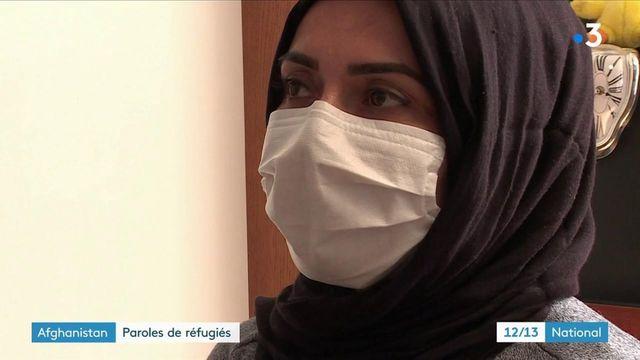 Afghanistan : des réfugiés afghans tentent de se construire une nouvelle vie.