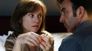 """Isabelle Huppert dans """"L'ivresse du pouvoir"""" de Claude Chabrol. C'est un de ses rôles les plus marquants de ces ving dernières années selon le New York Times. (MOUNE JAMET / Collection Christophel)"""
