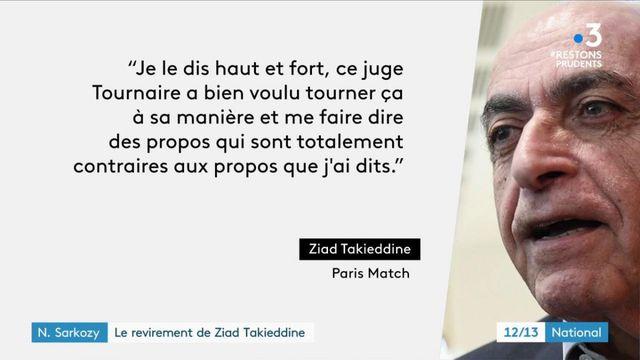 Financement libyen : Ziad Takieddine se rétracte et défend Nicolas Sarkozy