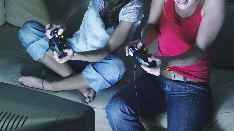 Alors que48% des amateursde jeux vidéo sont des femmes, plus de 80% des personnages majeursde cette industrie sont de sexe masculin. (AFP)