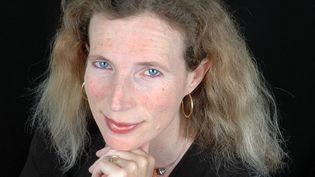 La romancière Catherine Cusset  (C.Helie pour Gallimard)