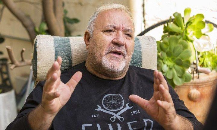 Joel Laloux, ancien patron du Bataclan, le 18 nov 2015 à Ashod (Israël).  (Jack Guez / AFP)