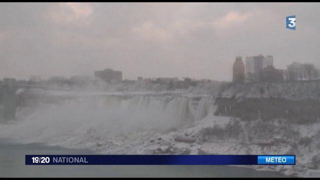 Vague de froid : des températures négatives exceptionnelles au Canada et aux États-Unis