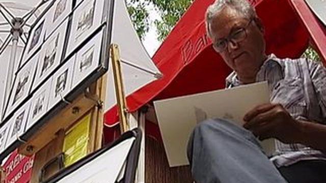 Tourisme : les fausses copies de Montmartre