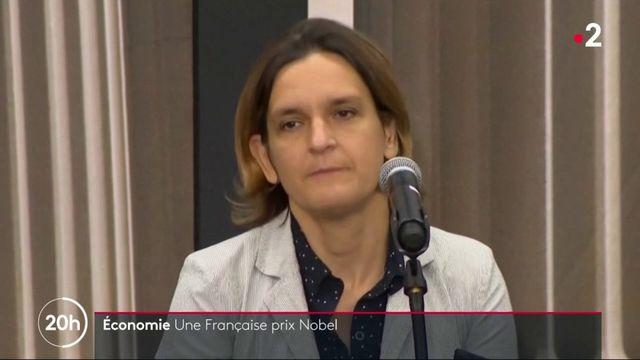 Prix nobel d'économie : une femme française obtient pour la première fois la récompense