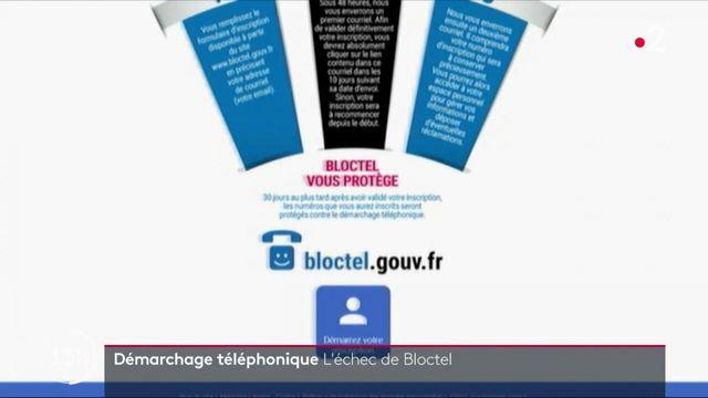 Démarchage téléphonique : des associations dénoncent l'échec du service Bloctel