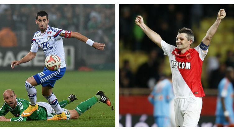 Gonalons et Toulalan ont joué ensemble à Lyon. Désormais, les voilà adversaires.