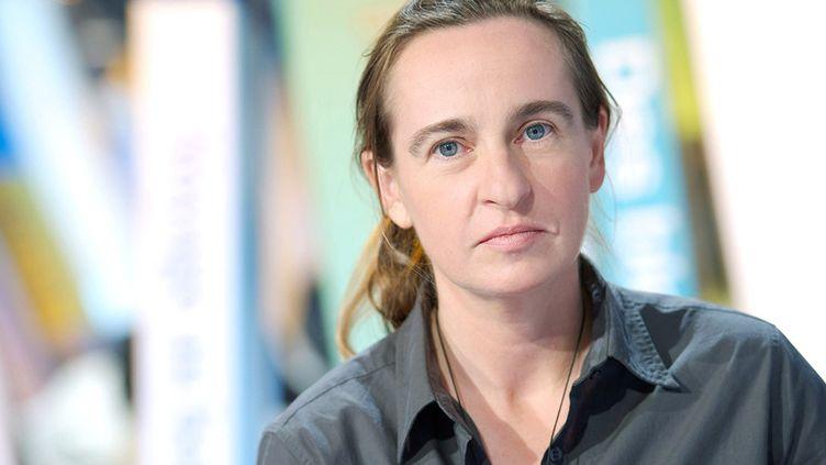 Céline Minard, lauréate du 40e Prix du Livre Inter  (BALTEL/SIPA/SIPA)