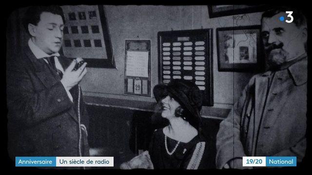 Anniversaire : 100 ans de radio