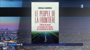 La couverture du livre de Gérald Andrieu (France 3)