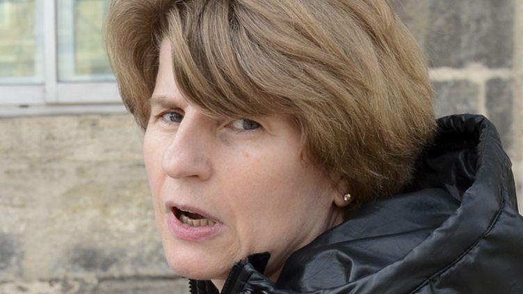 (Claire Thiboud, ici en juin 2012, a témoigné mardi au procès Bettencourt © REUTERS/Thomas Richard)