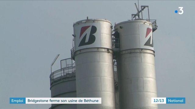 Emploi : Bridgestone annonce la fermeture de son usine de Béthune