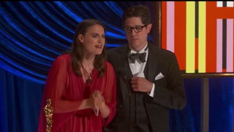 Oscars : une statuette pour le récit de Colette, ancienne résistante (FRANCE 2)
