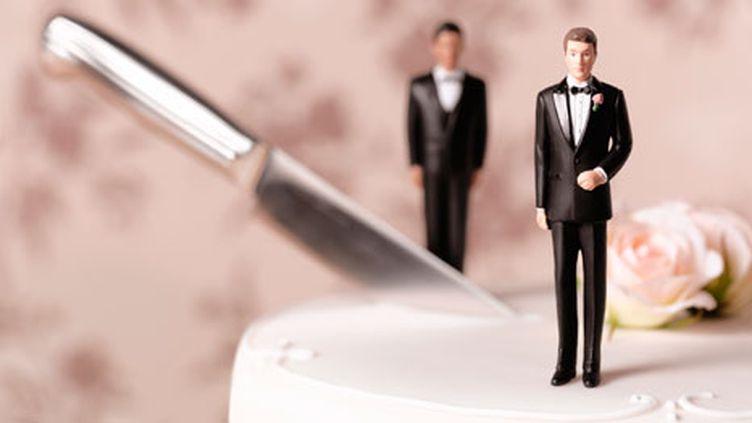 L'Etat de Californie opposé au mariage. (GETTY/Peter Dazeley)