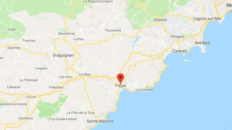 Les violences ont été commises dans uncentre médico-éducatif de Fréjus (Var) entre novembre 2017 et juin 2018. (GOOGLE MAPS)